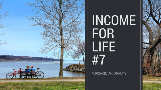 purchase an annuity