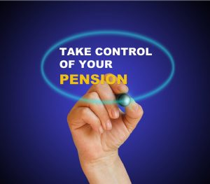 manage your pension