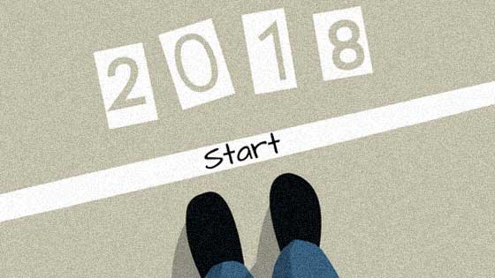 get your budget back on track in 2018