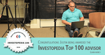 Justin Goodbread - Winner of the Investopedia Top 100