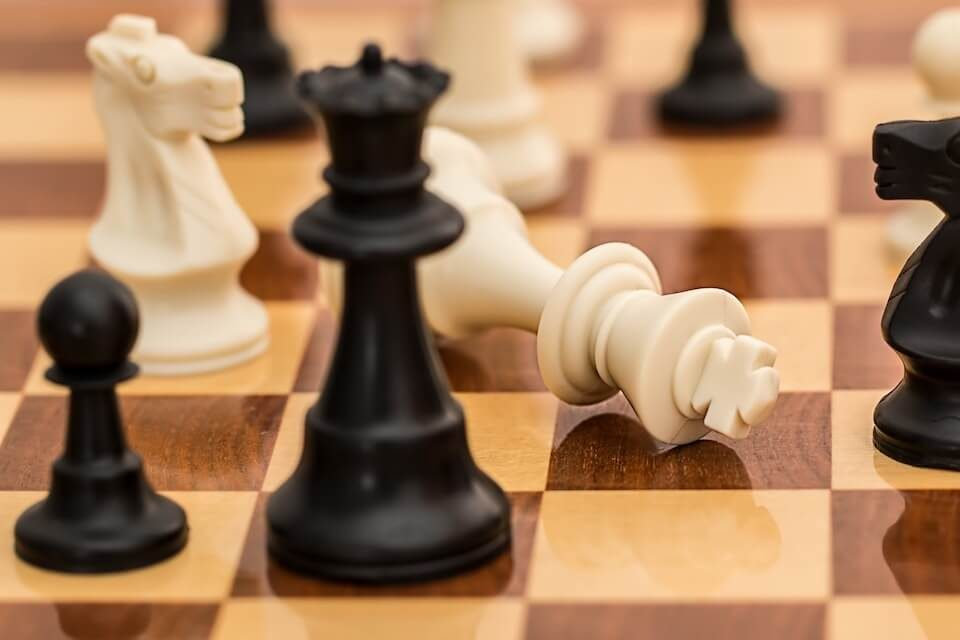 comprehensive wealth strategy is like playing chess