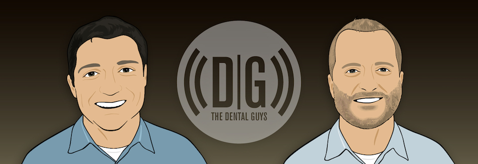 Dental Guys podcast header