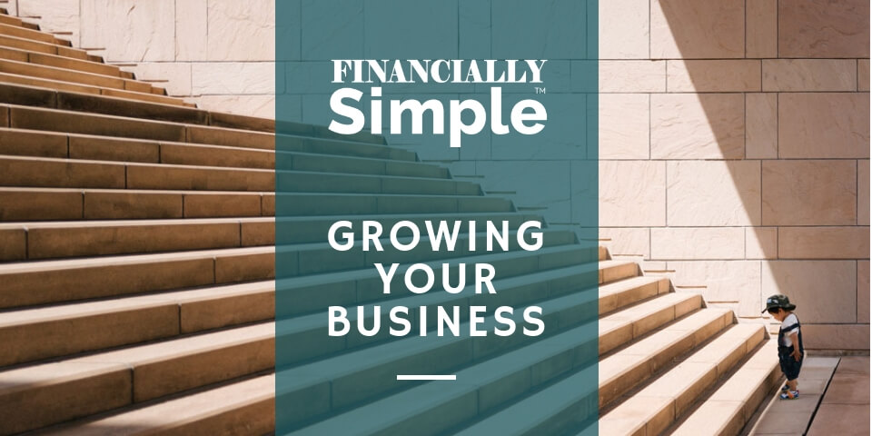Growing your Business category
