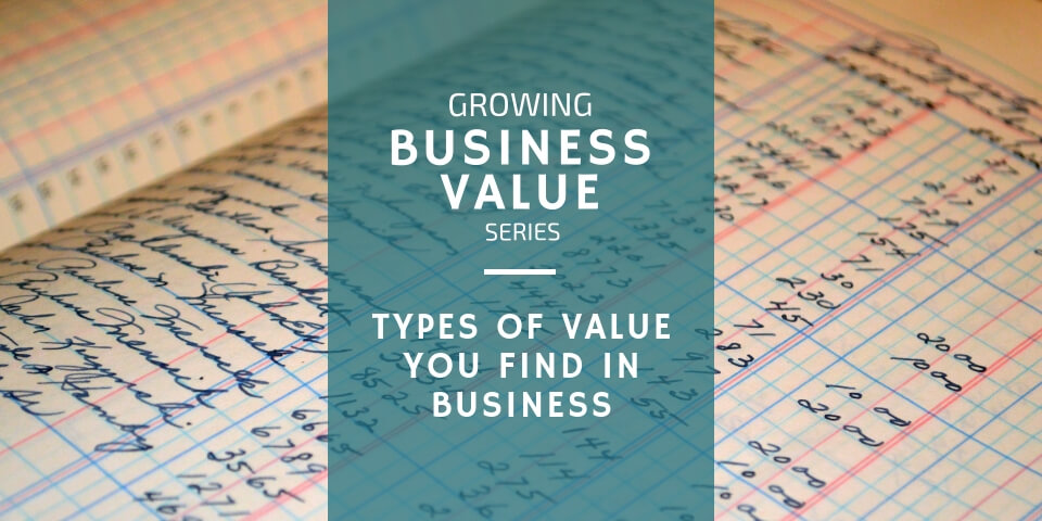 Types of Value in business`