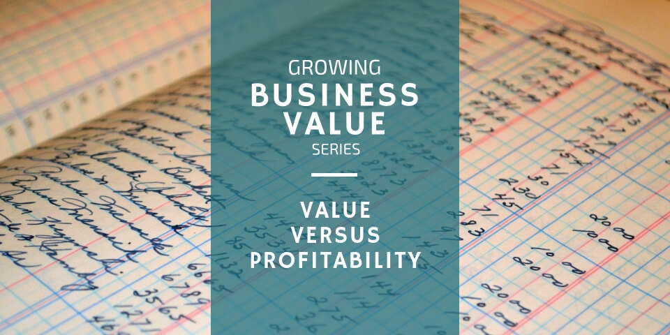 Value Versus Profitability