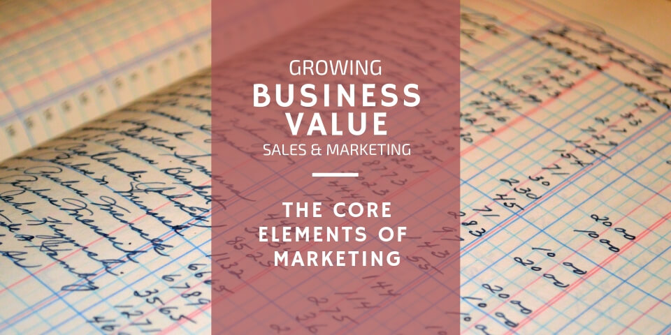 4 Ps the Core Elements Of Marketing