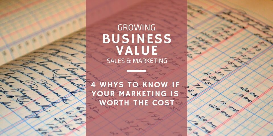 Does your marketing work? 4 ways to know.