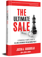 The Ultimate Sale book about growing business value